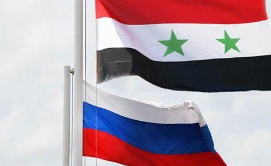 Image result for التعاون الاقتصادي السوري الروسي